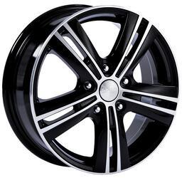 Автомобильный диск литой Скад Багира 6x16 5/114,3 ET 48 DIA 54,1 Алмаз