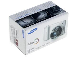 Компактная камера Samsung WB800F красный