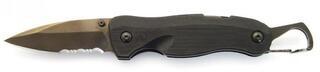 Нож складной Leatherman Crater с33Тx Black
