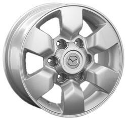 Автомобильный диск литой Replay MZ32 6,5x15 6/139,7 ET 25 DIA 93,1 Sil