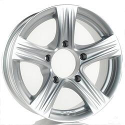 Автомобильный диск Литой Nitro Y7330 6,5x16 5/139,7 ET 40 DIA 98,5 Sil