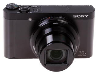 Компактная камера Sony Cyber-shot DSC-WX500B черный