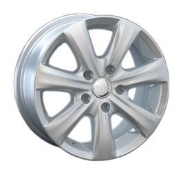 Автомобильный диск литой Replay SK93 6x15 5/100 ET 38 DIA 57,1 Sil