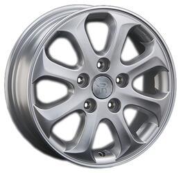 Автомобильный диск литой Replay SZ35 5,5x15 5/114,3 ET 50 DIA 60,1 Sil