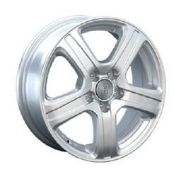 Автомобильный диск Литой LegeArtis VW53 6x15 5/100 ET 40 DIA 57,1 Sil