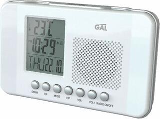 Часы радиобудильник GAL CR-1551W