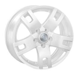 Автомобильный диск литой Replay NS76 6,5x16 5/114,3 ET 40 DIA 66,1 White