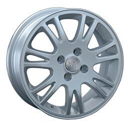 Автомобильный диск литой Replay LF14 6x15 4/100 ET 45 DIA 54,1 Sil