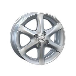 Автомобильный диск Литой LegeArtis KI104 6x15 4/100 ET 48 DIA 54,1 Sil