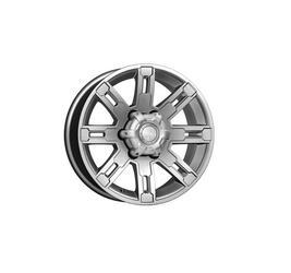 Автомобильный диск литой K&K Полюс 7,5x16 6/139,7 ET 30 DIA 108,1 Блэк платинум