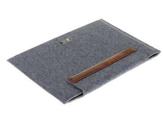 """Чехол-папка для планшета универсальный 10.1""""  серый"""