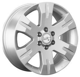 Автомобильный диск Литой LegeArtis NS19 7x17 6/114,3 ET 30 DIA 66,1 Sil