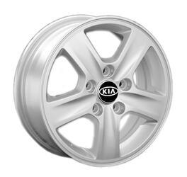 Автомобильный диск Литой Replay KI83 5,5x15 5/114,3 ET 47 DIA 67,1 Sil