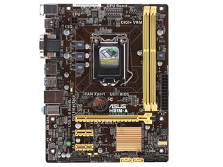 Плата ASUS LGA1150 H81M-A