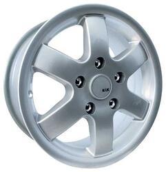 Автомобильный диск Литой K&K Фаворит 6,5x15 5/108 ET 42 DIA 58,1 Сильвер