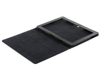 Чехол-книжка для планшета ASUS MeMO Pad Smart ME301, ASUS MeMO Pad Smart ME302, ASUS TF300 черный