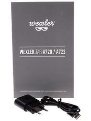 """7"""" Планшет WEXLER.TAB A722 4 Гб  черный"""