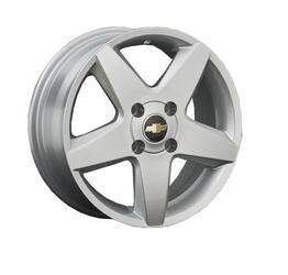 Автомобильный диск литой Replay GN16 6,5x16 4/114,3 ET 49 DIA 56,6 Sil