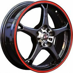 Автомобильный диск Литой Alcasta M11 6,5x16 5/114,3 ET 40 DIA 66,1 BKRS