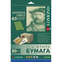 Самоклеящаяся бумага Lomond 2120215