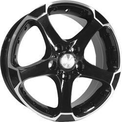 Автомобильный диск Литой Скад Лорд 6,5x16 5/114,3 ET 38 DIA 67,1 Алмаз