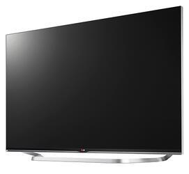 "47"" (119 см)  LED-телевизор LG 47LB673V серебристый"
