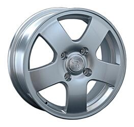 Автомобильный диск литой Replay NS155 6x15 4/100 ET 50 DIA 60,1 Sil