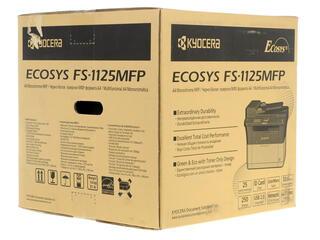 МФУ лазерное Kyocera FS-1125MFP