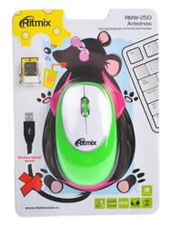 Мышь беспроводная Ritmix RMW-250 Antistress