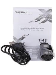 Мультимедиа плеер teXet T-47 белый