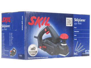 Электрический рубанок Skil 1550 LA