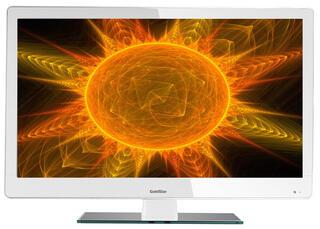 """22"""" (55 см)  LED-телевизор GoldStar LT-22A305F белый"""