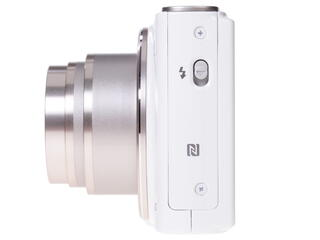 Компактная камера Canon PowerShot SX610 HS белый