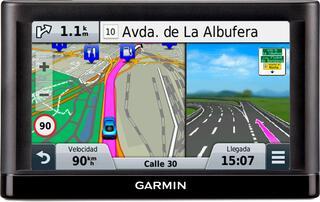 GPS навигатор Garmin Nuvi 55LMT