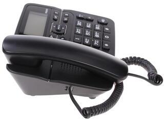 Телефон проводной Philips CRD200B