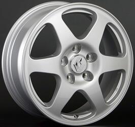 Автомобильный диск литой Replay RN66 6,5x16 5/130 ET 45 DIA 60,1 Sil