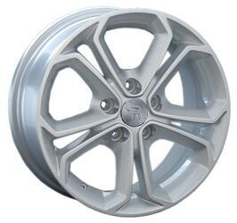 Автомобильный диск литой Replay GN89 6,5x15 5/105 ET 39 DIA 56,6 Sil