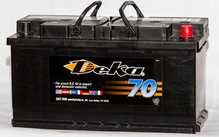 Автомобильный аккумулятор Deka 649MF