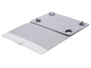 """Чехол-книжка для планшета универсальный 10.1""""  белый"""