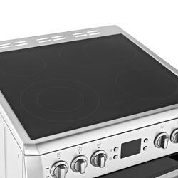 Электрическая плита BEKO CSM 67300 GS серебристый