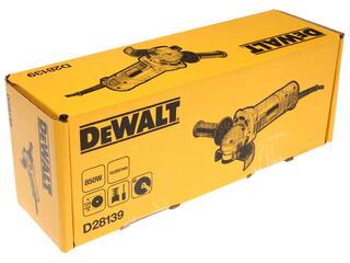 Углошлифовальная машина DeWALT D28139