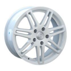 Автомобильный диск Литой Replay A25 7,5x17 5/112 ET 28 DIA 66,6 White