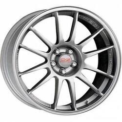 Автомобильный диск Литой OZ Racing Superleggera 7x17 5/114,3 ET 45 DIA 75 Race Silver