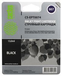 Картридж струйный Cactus CS-EPT0074