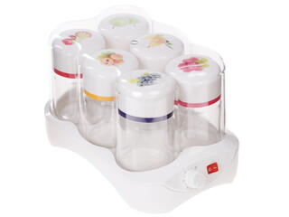 Йогуртница Vitek VT-2600 белый