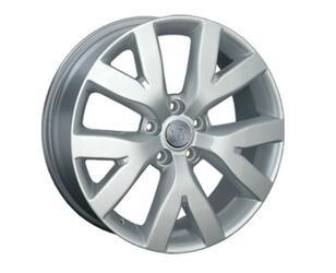 Автомобильный диск литой Replay NS98 7,5x18 5/114,3 ET 55 DIA 56,1 Sil
