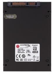480 ГБ SSD-накопитель Kingston HyperX SAVAGE [SHSS37A/480G]