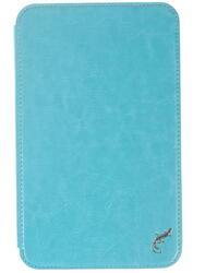 Чехол-книжка для планшета ASUS MeMO Pad 7 ME176C, ASUS MemoPad 7 ME176CX голубой
