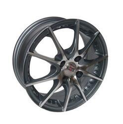 Автомобильный диск Литой Alcasta M08 6x15 4/114,3 ET 44 DIA 56,6 GMF