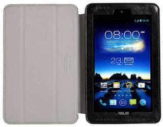 Чехол-книжка для планшета ASUS FonePad 7 LTE ME372CL, ASUS Fonepad HD 7 ME 372CG черный